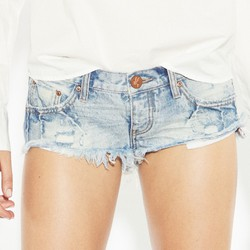 ONETEASPOON - SUNBLEACH BLUE BONITAS - SHORT