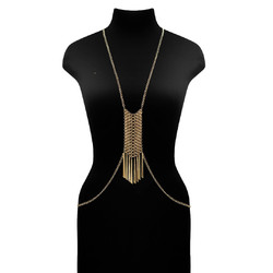 ESCORA - BODY CHAIN - JEWELRY