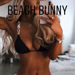 BEACH BUNNY - MARRAKESH BLACK - BIKINI