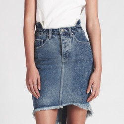ONETEASPOON - BLUE SOCIETY 2020 HIGH WAIST - DENIM SKIRT
